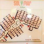 Sol y Mar Solaya - floorplan