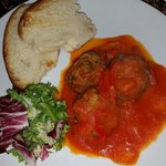 Spicy Meatballs - delicious
