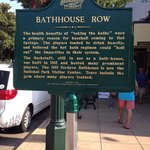 Bathhouse Rowe, for us, is like a mini New Orleans. Lots of neat little shops and attractions. T