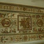 Museo Bardo: Tunisi: Tunisia: trionfo di Dionisio