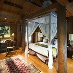 The bedroom (2nd floor)
