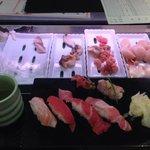 Amazing Tuna sushi