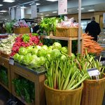 produce at Stockmann's