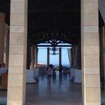 Romanos entrance