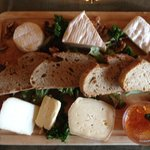 Planche de fromages de Cerdagne