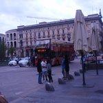 Bus Milan