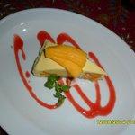 Il cheesecake al mango