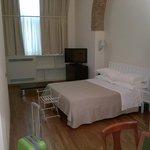 La mia camera (suite camera 41)