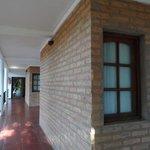 entrada a habitaciones