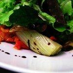 Schmorgemüse Salat