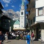 Il Duomo a un passo dall'hotel