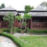 Thai Cottage rooms