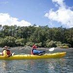 2 days kayaking