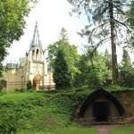 Shuvalovskiy Park