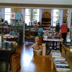 Inside Tosh Cafe