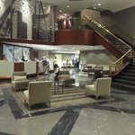 Lobby Area for The Doubletree Downtown Toronto
