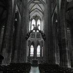Navata verso l'abside