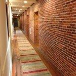 2nd floor hallway.