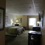 2nd floor - king room