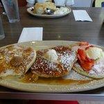 pancake sampler