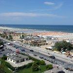 Panorama dalla Camera 505