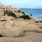 Lover's Point Picture from Park area, Pacific Grove, Ca