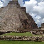 Pyramide du devin