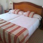 Confortable cama