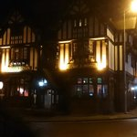 The George at Night........