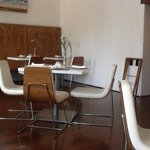 restaurante vacio