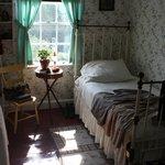 Maud's bedroom