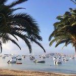 Beautiful Talamanca bay