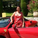 A very nice Ferrari expereince