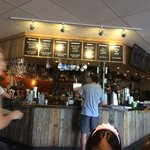 Great place very friendly staff.  It's always nice begin your day with a good cup of coffee and