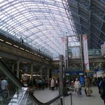 The King Cross Station is fabulous and truly a landmark!!