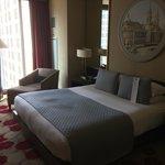 Hotel Room, Window view