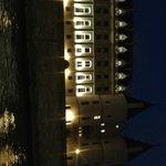 El Sena de noche....