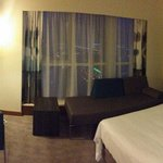 Panoramic view of the Room 2201.