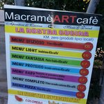 Macrame'art Cafe'