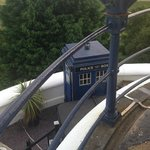 Tardis from the lamp room