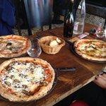 3 belle pizze