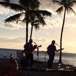 Live music every evening at Lava, Lava