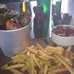 Ribs by the Bucket Load...