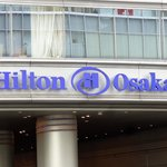 Hilton Osaka front