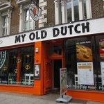 My Old Dutch, Holborn, London