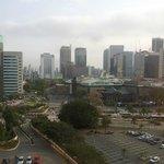 Vista do Apartamento - Shopping Morumbi