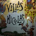 Villas Nicolas - A Must Have Dinner!
