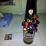welcome beer lovely idea :-)