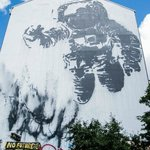 Cosmonaut-Victor Ash,one of key works during this tour