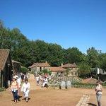 Le village médiéval